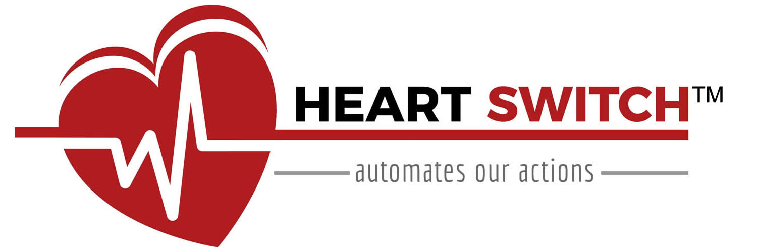 HeartSwitch™ - automates or actions